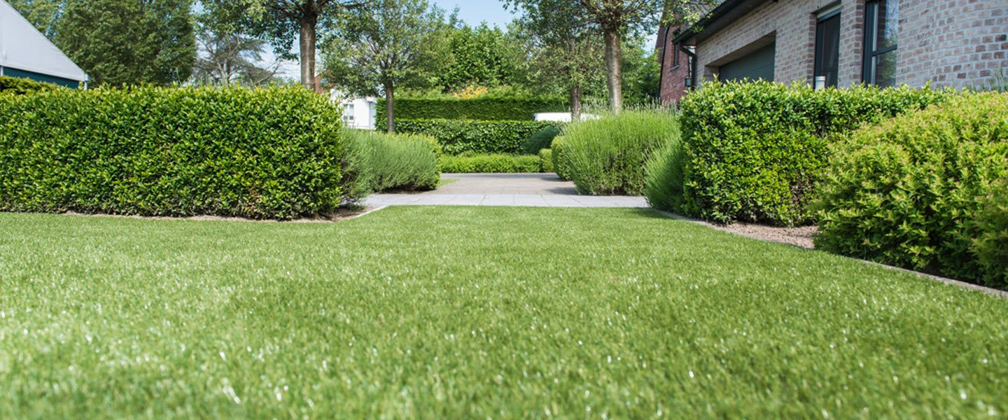 Sway Artificial Grass Installation